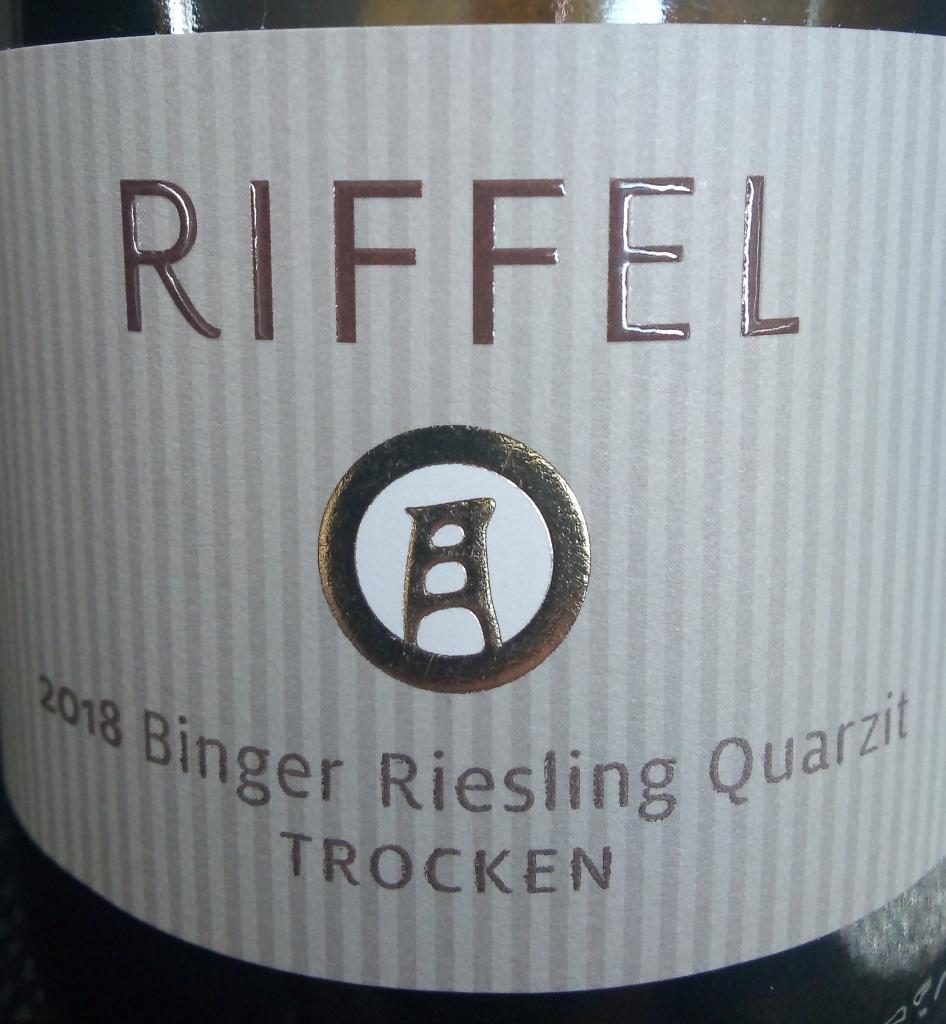 Riffel Binger Riesling Quarzit